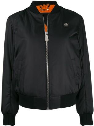 Philipp Plein Space bomber jacket