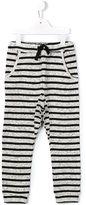 Emile et Ida striped track pants - kids - Cotton - 10 yrs