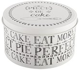 Creative Tops Creative Bake Stir It Up Cake Tin, Off White