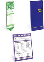 Knock Knock Seven Days A Week Planner Sheet Set