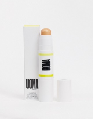 Uoma Beauty Double Take Sculpt and Strobe Stick - Bronze Venus