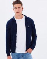 Armani Jeans Felpa French Terry Hoodie