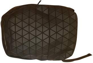 Issey Miyake Black Synthetic Backpacks