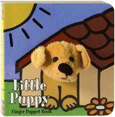 Bed Bath & Beyond Little Puppy: Finger Puppet Book