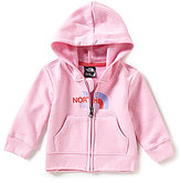 The North Face Baby Girls 3-24 Months Logowear Full-Zip Hoodie