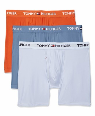 Tommy Hilfiger Men's Underwear Everyday Micro Multipack Boxer Briefs