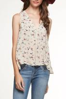 Lush Dainty Floral Top