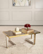 Jonathan Adler Electrum Cocktail Table