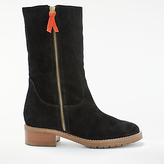 Boden Sherpa Foldover Boots