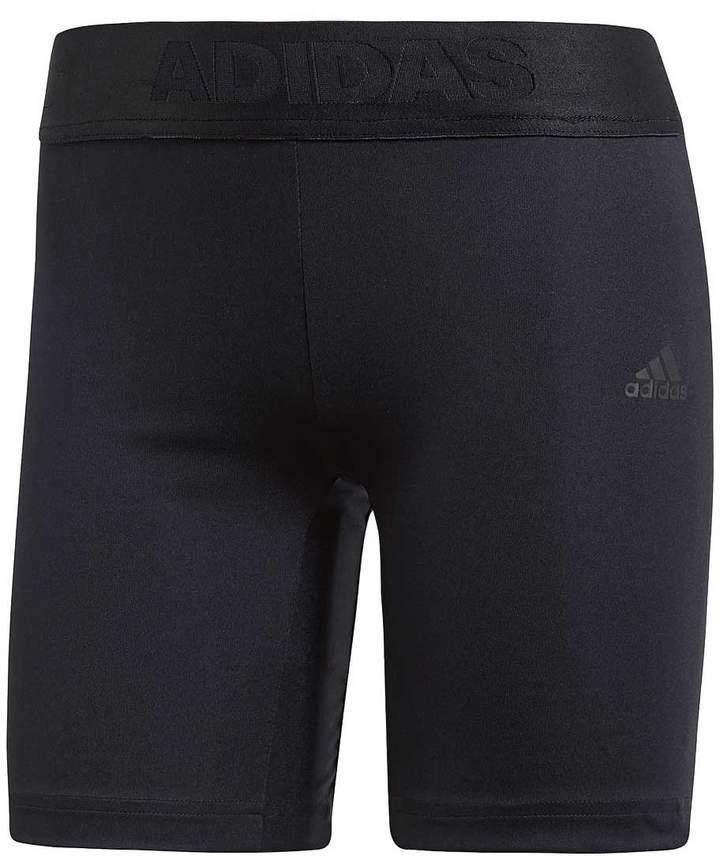 adidas Womens Alphaskin Sport Shorts