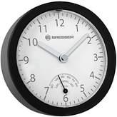 Bresser Wall Clock MyTime Bath - Black