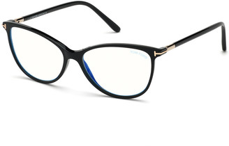 Tom Ford Cat-Eye Acetate Optical Frames