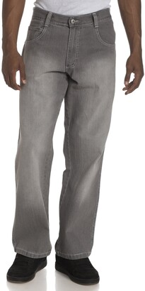 Southpole Men's Relaxed Fit Core Denim
