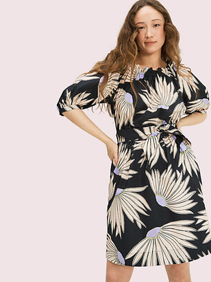 Kate Spade Falling Flower Dress