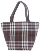Burberry Mini Beat Check Bag