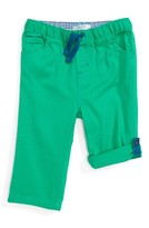 Toddler Boy's Mini Boden Roll-Up Pants