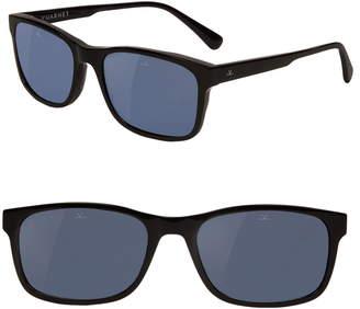 Vuarnet District Medium 55mm Polarized Sunglasses