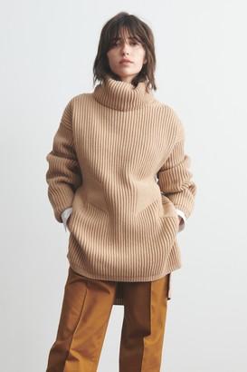 Thakoon Chunky Turtleneck Sweater
