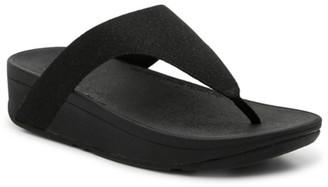 FitFlop Lottie Glitzy Wedge Sandal