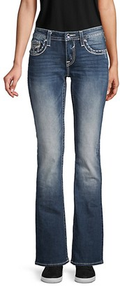 Vigoss Bootcut Stretched Jeans