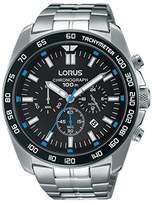 Lorus Watches Men's Watch XL Analogue Quartz Stainless Steel RT321EX9 Sport