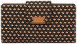 fossil emma rfid tab clutch wallet