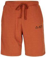 Antioch Burnt Orange Sweat Shorts*