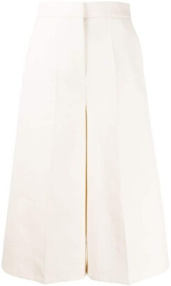 Joseph Tailored Cropped Culottes