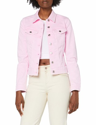Benetton Women's Giubbino Denim Jacket