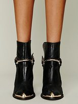 Jeffrey Campbell + Free People Equestrian Ankle Boot
