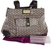 CoCalo Kayla Geometric Satchel Diaper Bag