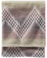 Pendleton Willow Basket Organic Cotton Jacquard Blanket