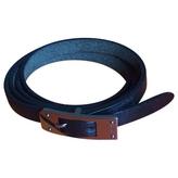 Hermes Behapi leather bracelet