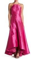 Phoebe Halter Hi-Lo Dress