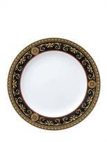 Versace Medusa Red Porcelain Dinner Plate