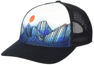Outdoor Research Wild Bells Trucker Cap (Black) Caps