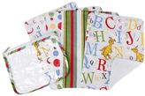 Trend Lab Dr. Seuss ABC 4-pk. Burp Cloths by