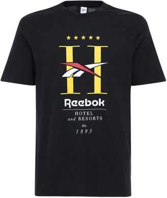 Reebok Classics Classics Hotel Cotton T-Shirt