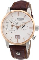 Br.Uno Sohnle 17-63043-241 - Men's Wristwatch, Leather, color: Brown