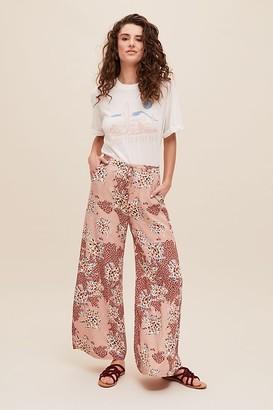 Suncoo Eidi Printed Trousers