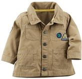 Carter's Baby Boy Road Trip Patch Jacket