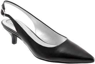 Trotters Fashionable Slingbacks - Prima