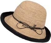 Dorfman Pacific Headwear John Callanan Kettle Sun Hat - Raffia Straw (For Women)