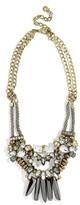 BaubleBar Women's Imelda Bib Necklace