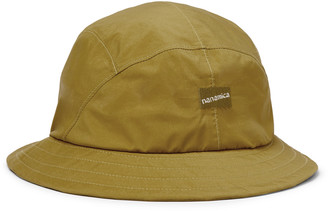 Nanamica Gore-tex Bucket Hat - Yellow