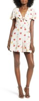Privacy Please Women's Dixie Print Minidress