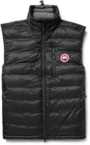 Canada Goose Lodge Packaway Quilted Shell Down Gilet