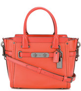 Coach tote bag - women - Calf Leather/Metal (Other) - One Size