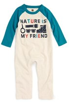 Tea Collection Infant Boy's 'Yujin' Graphic Romper