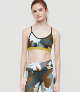 Lou & Grey Form Abstract Streeeetch Bralette